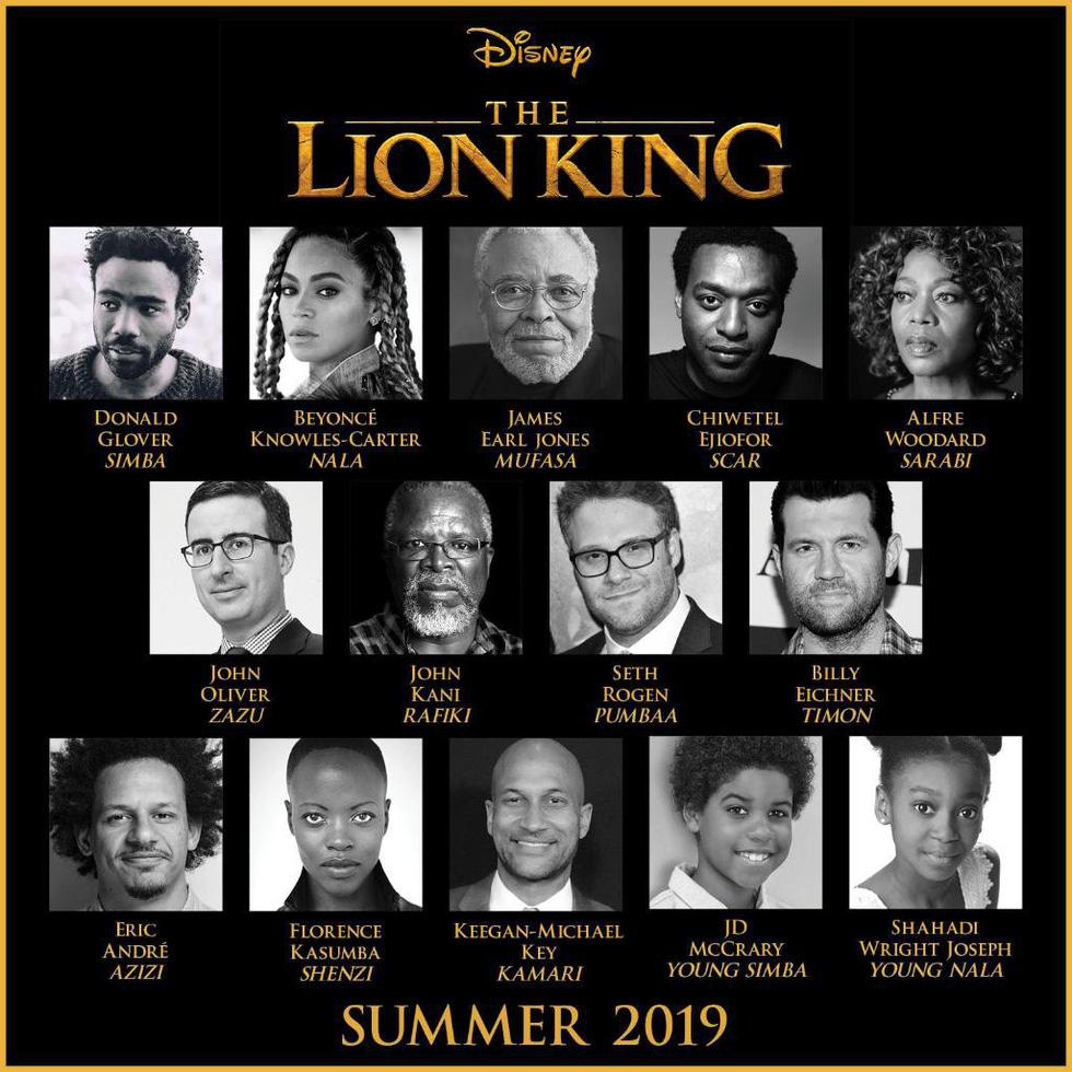 Quá mê The Lion King, khán giả chế ảnh Simba phiên bản chó mèo - Ảnh 2.
