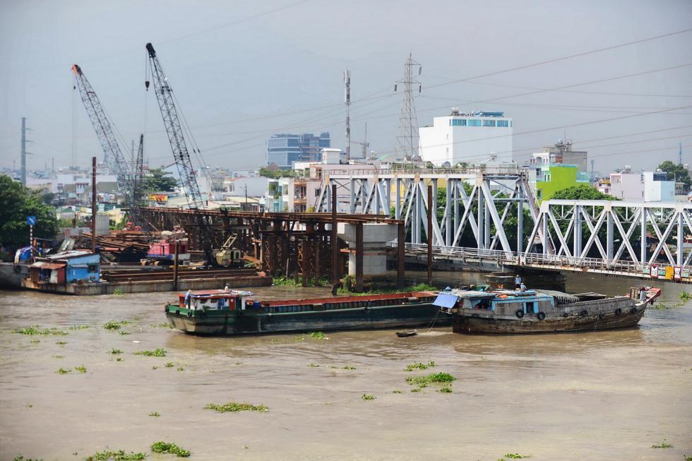 Chưa đủ cơ sở thu phí dự án BOT đường thủy đầu tiên - Ảnh 3.