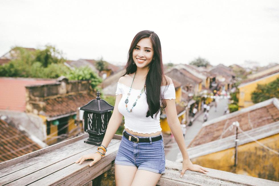 Người đẹp Việt thi nhan sắc quốc tế: áo dài luôn là lựa chọn an toàn? - Ảnh 8.