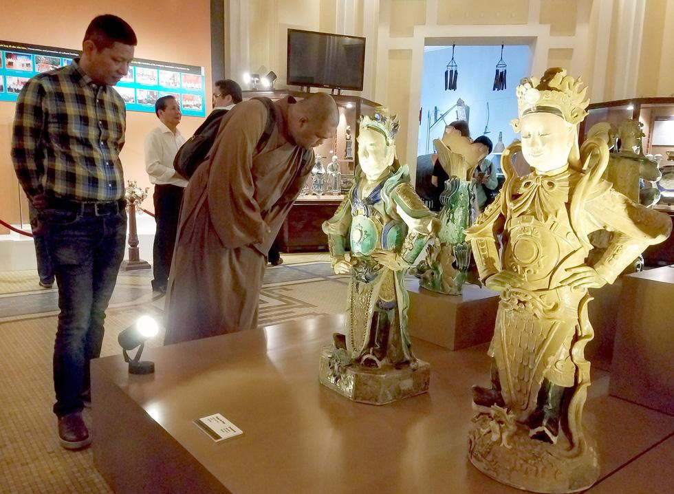 Nét cũ dấu xưa - cuộc trình diễn cổ vật độc lạ của giới sưu tập Sài Gòn - Ảnh 6.