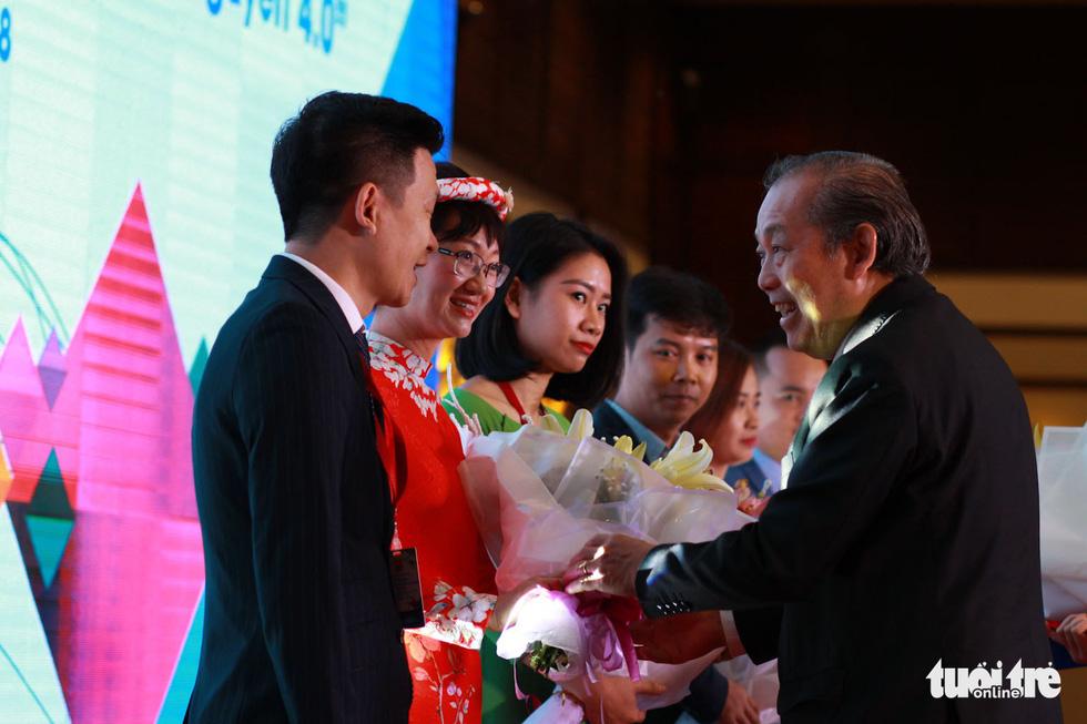 Khai mạc diễn đàn Trí thức trẻ Việt Nam toàn cầu lần thứ I - Ảnh 9.