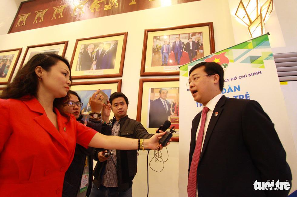 Khai mạc diễn đàn Trí thức trẻ Việt Nam toàn cầu lần thứ I - Ảnh 6.