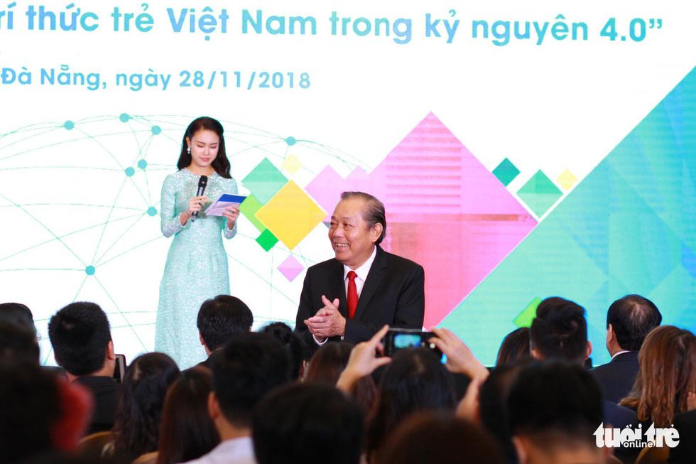 Khai mạc diễn đàn Trí thức trẻ Việt Nam toàn cầu lần thứ I - Ảnh 1.
