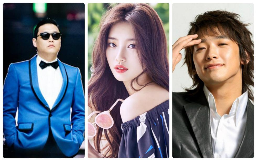 'Chàng béo' Psy đứng đầu top 10 nghệ sĩ giàu nhất K-pop - Ảnh 1.