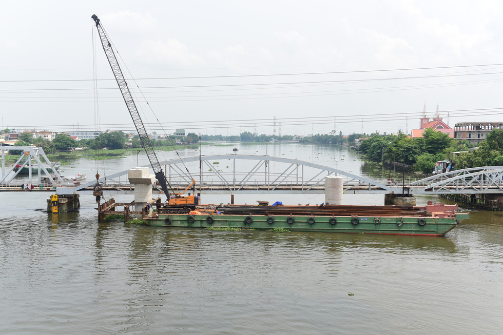 Chưa đủ cơ sở thu phí dự án BOT đường thủy đầu tiên - Ảnh 13.
