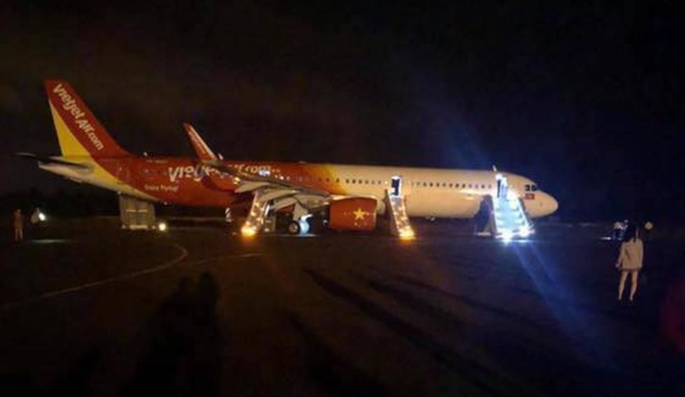 Máy bay Vietjet gặp sự cố ở Buôn Ma Thuột mới chỉ bay 8 chặng - Ảnh 3.