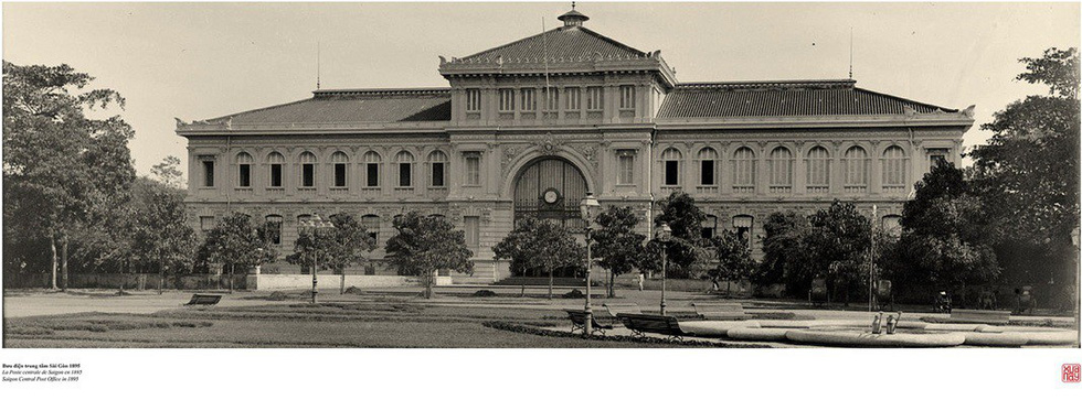 Đến Đường sách xem bản đồ và hình ảnh Sài Gòn xưa - Ảnh 1.