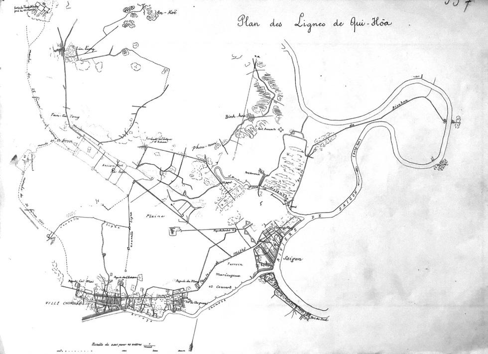 Đến Đường sách xem bản đồ và hình ảnh Sài Gòn xưa - Ảnh 5.