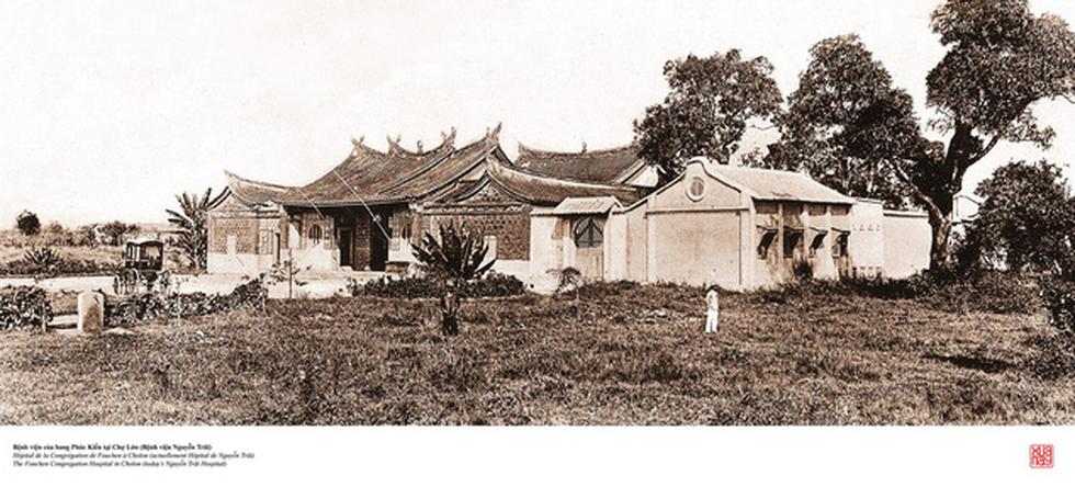 Đến Đường sách xem bản đồ và hình ảnh Sài Gòn xưa - Ảnh 16.