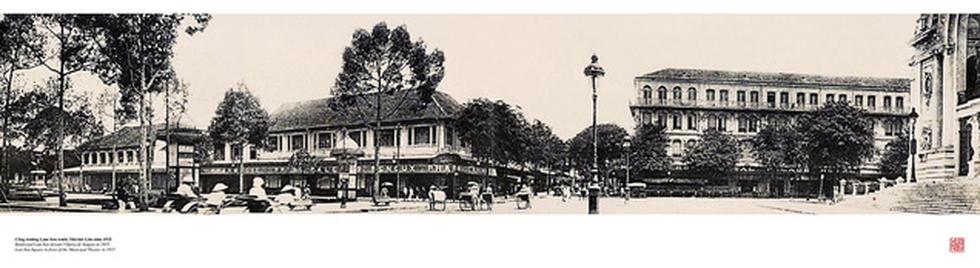 Đến Đường sách xem bản đồ và hình ảnh Sài Gòn xưa - Ảnh 14.
