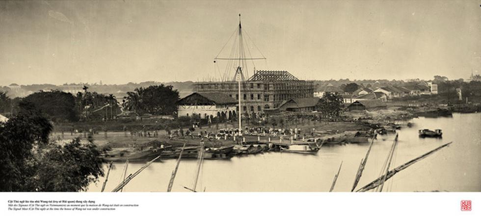 Đến Đường sách xem bản đồ và hình ảnh Sài Gòn xưa - Ảnh 17.