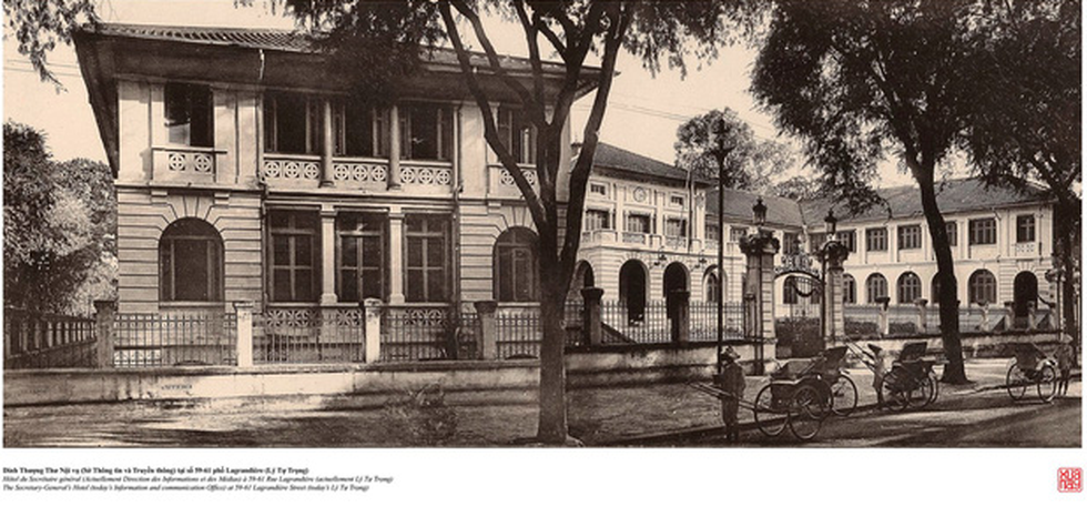 Đến Đường sách xem bản đồ và hình ảnh Sài Gòn xưa - Ảnh 13.