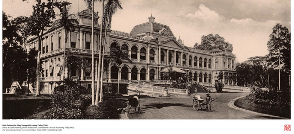 Đến Đường sách xem bản đồ và hình ảnh Sài Gòn xưa - Ảnh 12.