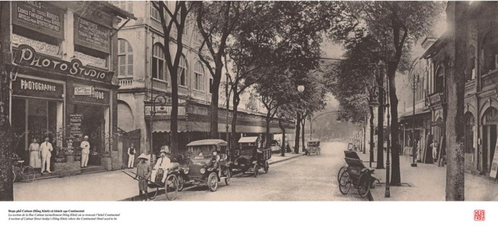 Đến Đường sách xem bản đồ và hình ảnh Sài Gòn xưa - Ảnh 11.
