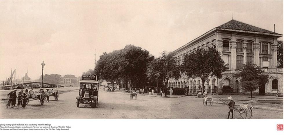 Đến Đường sách xem bản đồ và hình ảnh Sài Gòn xưa - Ảnh 8.