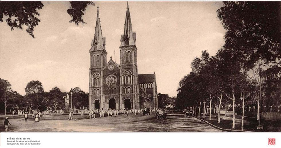 Đến Đường sách xem bản đồ và hình ảnh Sài Gòn xưa - Ảnh 10.
