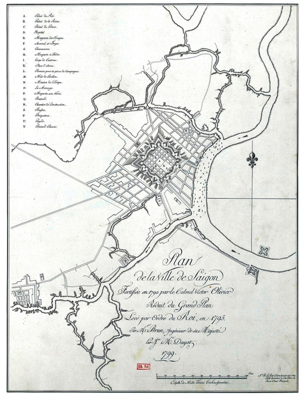 Đến Đường sách xem bản đồ và hình ảnh Sài Gòn xưa - Ảnh 4.