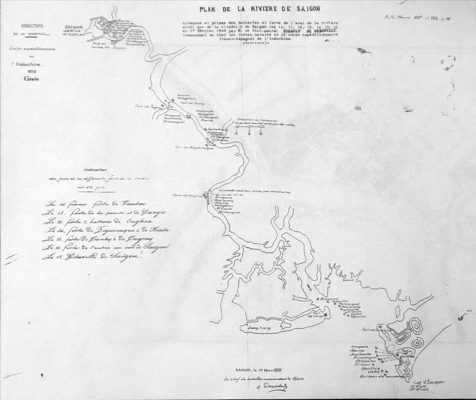 Đến Đường sách xem bản đồ và hình ảnh Sài Gòn xưa - Ảnh 6.
