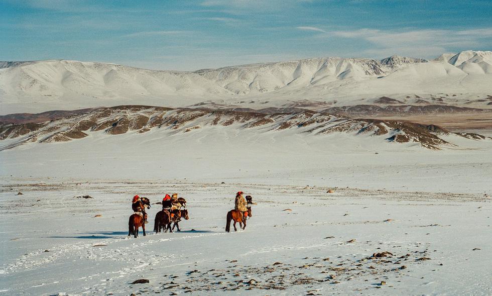Vẻ đẹp tĩnh lặng đáng kinh ngạc trên thảo nguyên Mông Cổ - Ảnh 12.