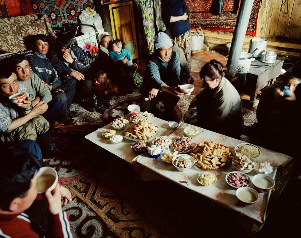 Vẻ đẹp tĩnh lặng đáng kinh ngạc trên thảo nguyên Mông Cổ - Ảnh 4.