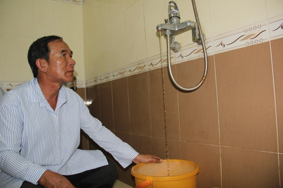 Đà Nẵng thiếu nước sinh hoạt ngay trong mùa mưa - Ảnh 1.