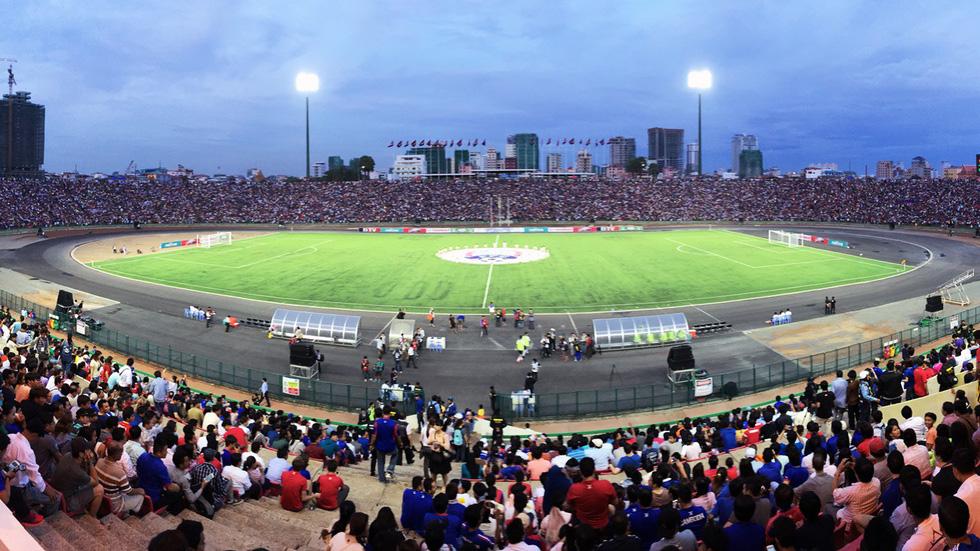 Vẻ đẹp của 12 sân vận động tổ chức AFF Cup 2018 - Ảnh 7.