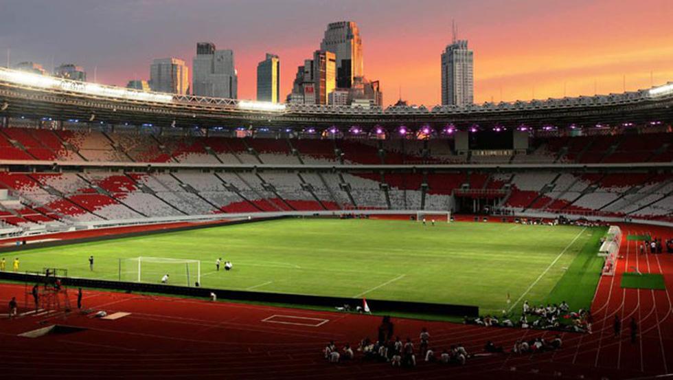 Vẻ đẹp của 12 sân vận động tổ chức AFF Cup 2018 - Ảnh 3.