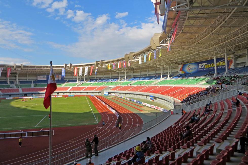 Vẻ đẹp của 12 sân vận động tổ chức AFF Cup 2018 - Ảnh 4.