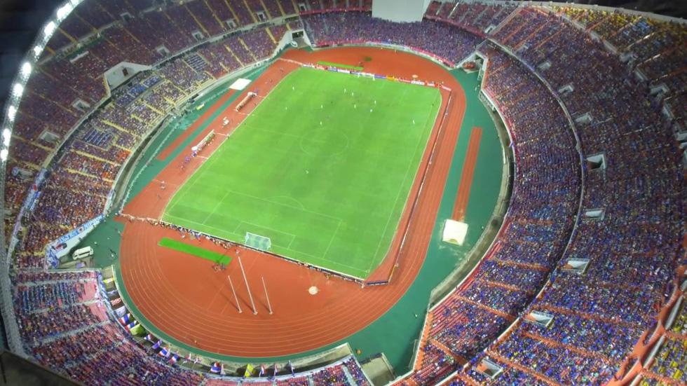 Vẻ đẹp của 12 sân vận động tổ chức AFF Cup 2018 - Ảnh 6.
