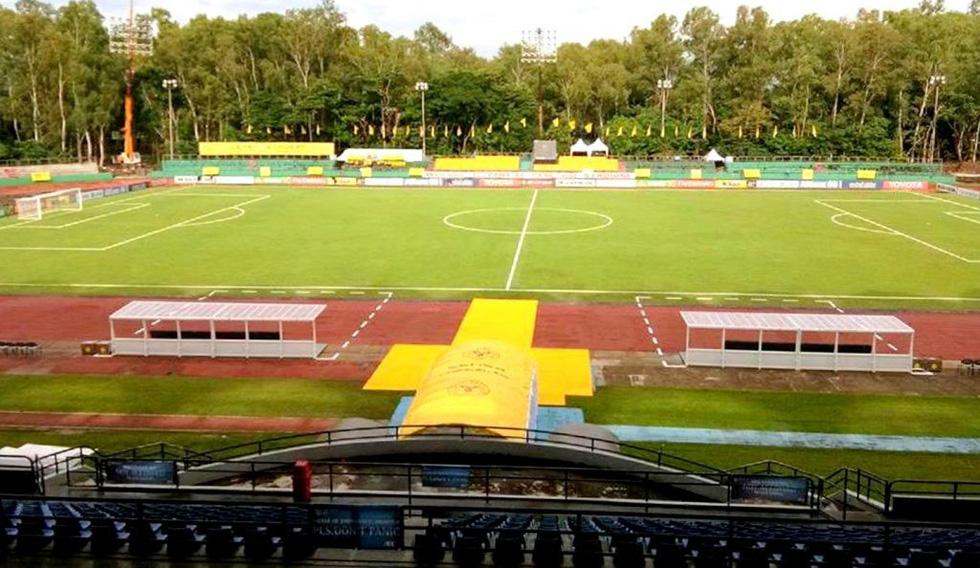 Vẻ đẹp của 12 sân vận động tổ chức AFF Cup 2018 - Ảnh 8.