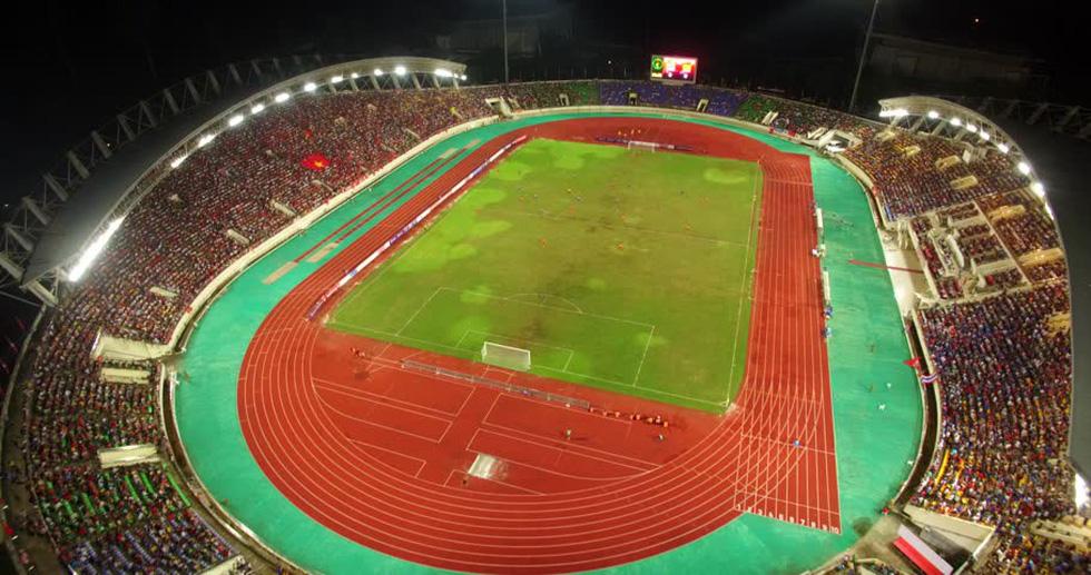 Vẻ đẹp của 12 sân vận động tổ chức AFF Cup 2018 - Ảnh 9.