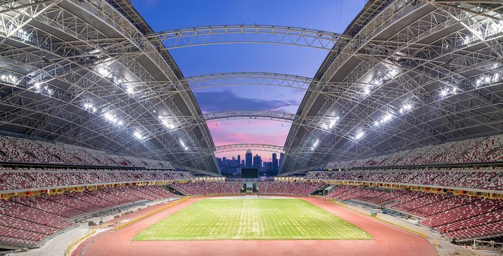 Vẻ đẹp của 12 sân vận động tổ chức AFF Cup 2018 - Ảnh 10.