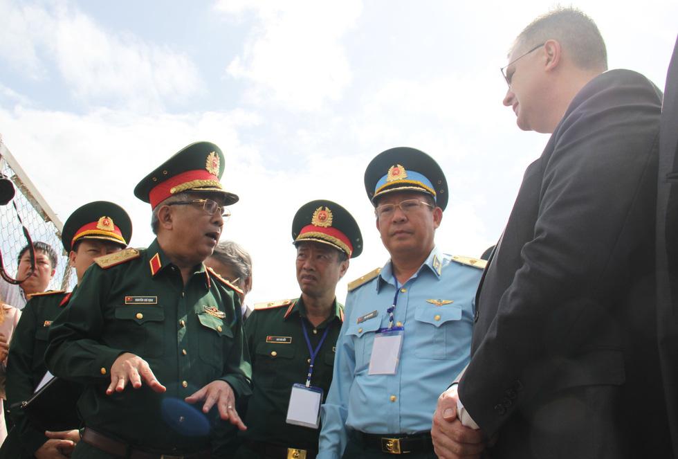 Hoàn thành dự án xử lý ô nhiễm dioxin tại sân bay Đà Nẵng - Ảnh 1.