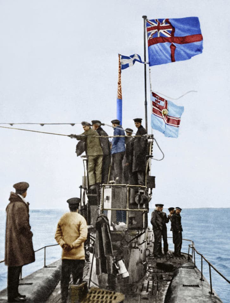 Những bức ảnh hiếm hoi xúc động về Đại chiến thế giới thứ nhất - Ảnh 5.