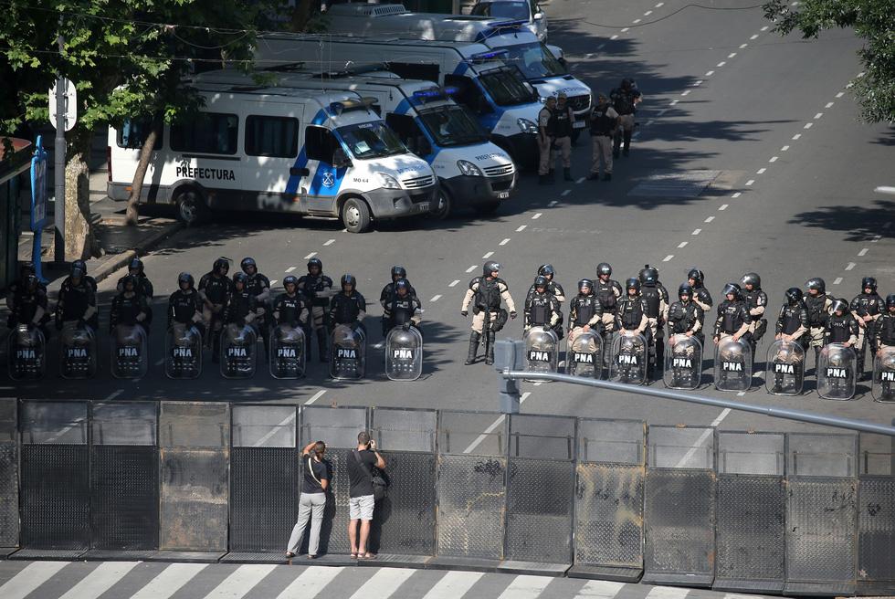Argentina tốn hơn 40 triệu đô bảo vệ G20 - Ảnh 7.