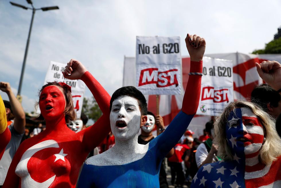 Argentina tốn hơn 40 triệu đô bảo vệ G20 - Ảnh 5.