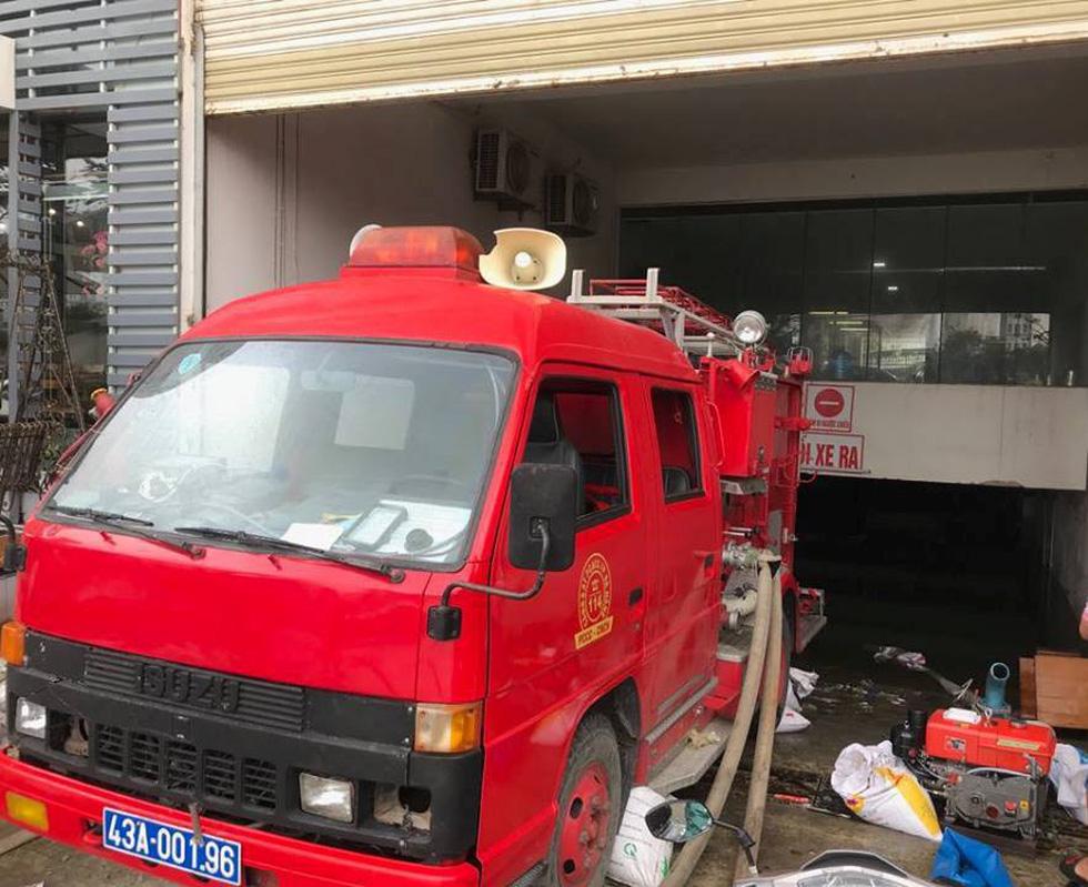 Giải cứu xế hộp chết chìm ở chung cư cao cấp Đà Nẵng - Ảnh 6.