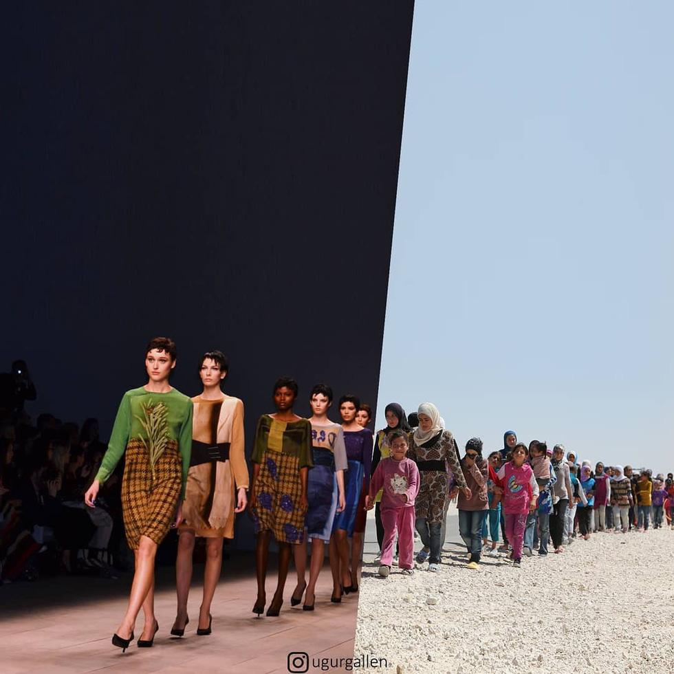 Suy tư với thế giới tương phản của nghệ sĩ Thổ Nhĩ Kỳ - Ảnh 2.