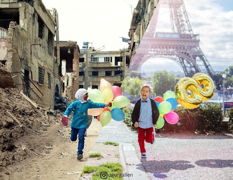 Suy tư với thế giới tương phản của nghệ sĩ Thổ Nhĩ Kỳ - Ảnh 10.