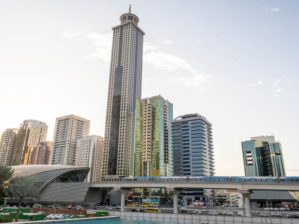 Đến 'thành phố vàng' Dubai, du khách thích selfie ở đâu? - Ảnh 1.