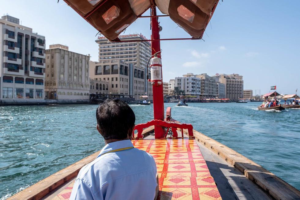Đến 'thành phố vàng' Dubai, du khách thích selfie ở đâu? - Ảnh 13.