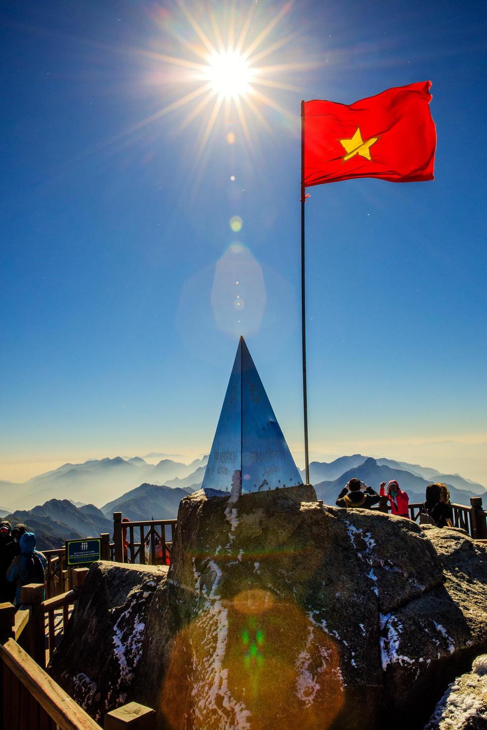 Hoàng Liên Sơn - điểm du lịch đáng đến 2019 của National Geographic - Ảnh 3.