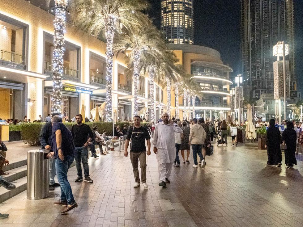 Đến 'thành phố vàng' Dubai, du khách thích selfie ở đâu? - Ảnh 4.