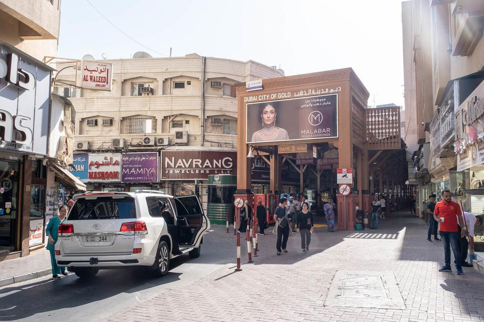 Đến 'thành phố vàng' Dubai, du khách thích selfie ở đâu? - Ảnh 7.