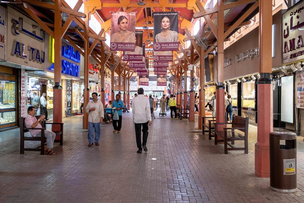 Đến 'thành phố vàng' Dubai, du khách thích selfie ở đâu? - Ảnh 8.