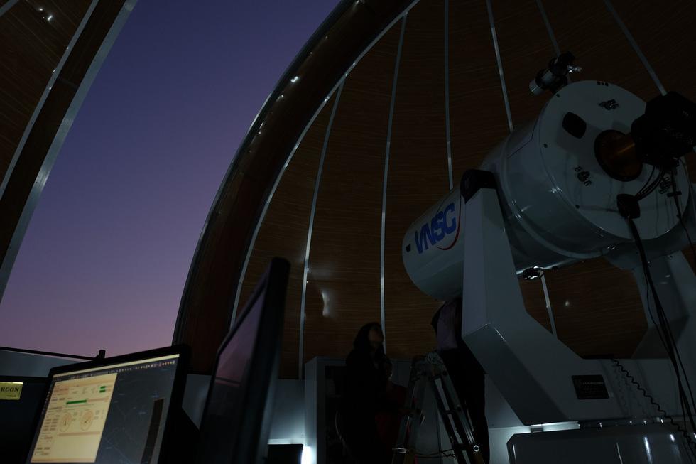 Đài thiên văn Hà Nội hấp dẫn không ngờ - Ảnh 4.