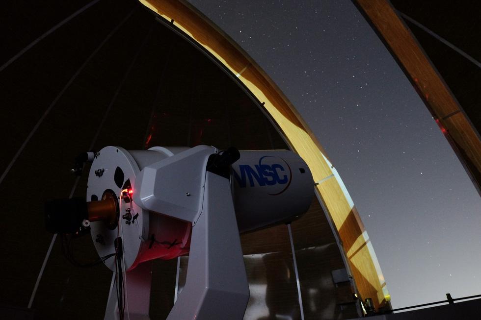 Đài thiên văn Hà Nội hấp dẫn không ngờ - Ảnh 2.
