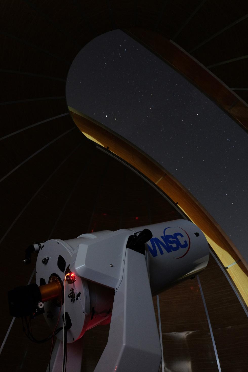 Đài thiên văn Hà Nội hấp dẫn không ngờ - Ảnh 3.