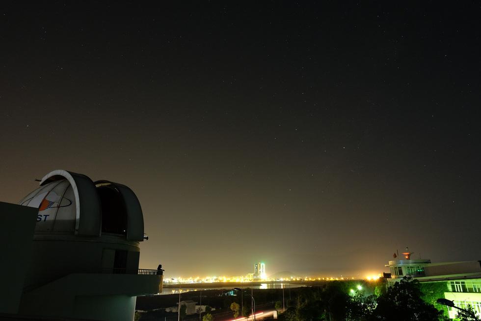 Đài thiên văn Hà Nội hấp dẫn không ngờ - Ảnh 11.
