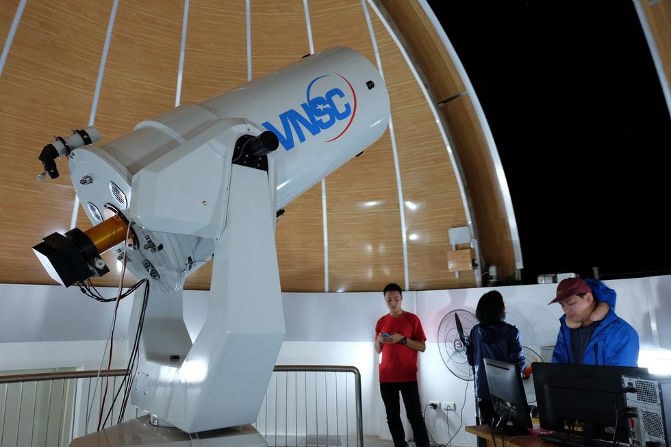 Đài thiên văn Hà Nội hấp dẫn không ngờ - Ảnh 12.